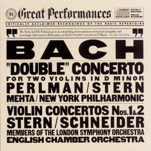 Isaac Stern, Itzhak Perlman, New York Philharmonic, Zubin Mehta, Members of the London Symphony Orchestra, Alexander Schneider 歌手頭像