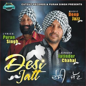 Jatinder Chahal 歌手頭像