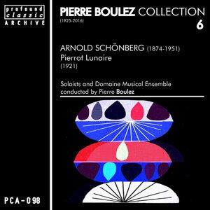Soloists & Domaine Musical Ensemble, Pierre Boulez 歌手頭像