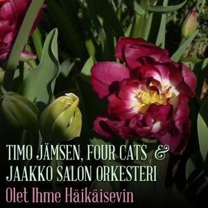 Timo Jämsen, Four Cats, Jaakko Salon Orkesteri 歌手頭像