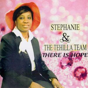 Stephanie, The Tehilla Team 歌手頭像
