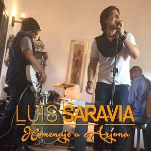 Luis Saravia 歌手頭像