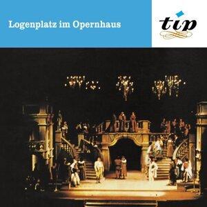 Großes Opernorchester mit Chor und Solisten, Ltg. Konrad Grewe 歌手頭像