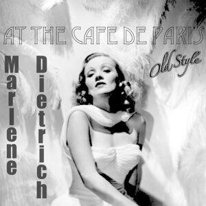 Marlene Dietrich, Noel Coward 歌手頭像