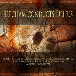 Royal Philharmonic Orchestra, Sir Thomas Beecham, Beecham Choral Society, John Cameron, Maureen Forrester 歌手頭像