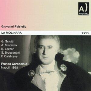 Orchestra Alessandro Scarlatti di Napoli della Rai, Caracciolo, Ester Orel, Bruna Rizzoli 歌手頭像