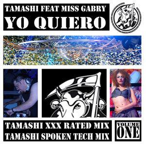 Tamashi 歌手頭像