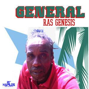 Ras Genesis 歌手頭像