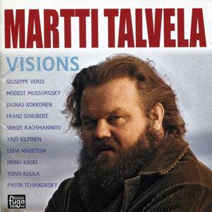 Martti Talvela 歌手頭像