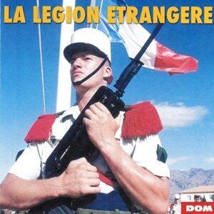Choeur de la Légion étrangère de parachutistes, André Semler-Collery, Janssen 歌手頭像