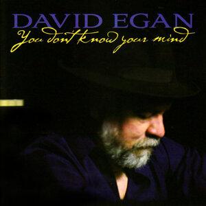 David Egan 歌手頭像
