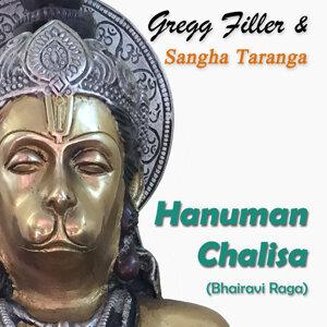 Gregg Filler, Sangha Taranga, Gregg Filler, Sangha Taranga 歌手頭像