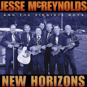 Jesse McReynolds The Virginia Boys