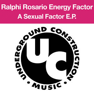 Ralphi Rosario Energy Factor 歌手頭像