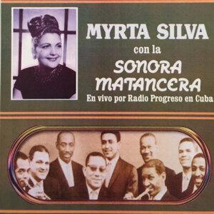 Myrta Sylva, La Sonora Matancera 歌手頭像