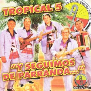 Tropical 5 歌手頭像