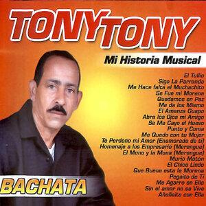 Tony Tony 歌手頭像