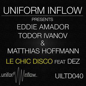Eddie Amador, Todor Ivanov & Matthias Hoffmann featuring Dez 歌手頭像
