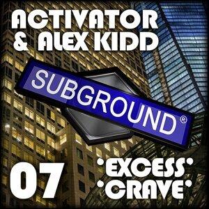 Activator, Alex Kidd 歌手頭像
