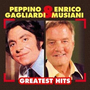 Peppino Gagliardi, Enrico Musiani 歌手頭像