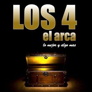 Los 4 (Los Salvajes) 歌手頭像