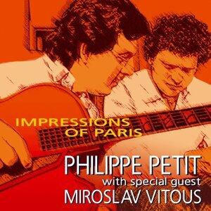 Philippe Petit, Miroslav Vitous 歌手頭像