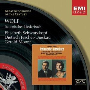 Elisabeth Schwarzkopf/Dietrich Fischer-Dieskau/Gerald Moore 歌手頭像