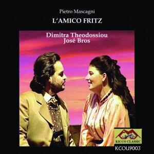 Jose Bros, Dimitra Theodossiou 歌手頭像