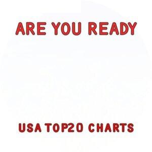 USA Top 20 charts 歌手頭像