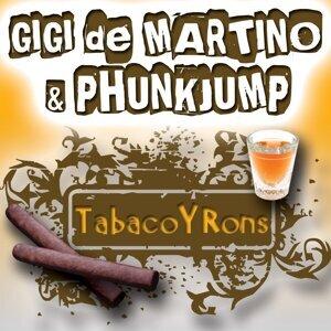 Gigi de Martino, Phunkjump 歌手頭像