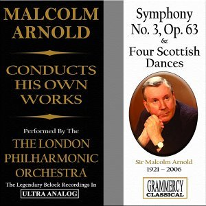 Sir Malcolm Arnold, London Philharmonic Orchestra 歌手頭像