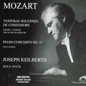 Kölner Rundfunk-Sinfonie-Orchester, Joseph Keilberth, Géza Anda 歌手頭像
