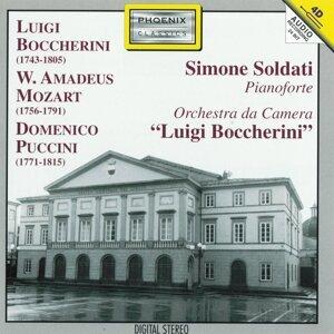 Simone Soldati, Luigi Boccherini 歌手頭像