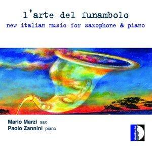 Mario Marzi, Paolo Zannini, Arnoldo Foà, Carmelo Giuliano Gullotto 歌手頭像
