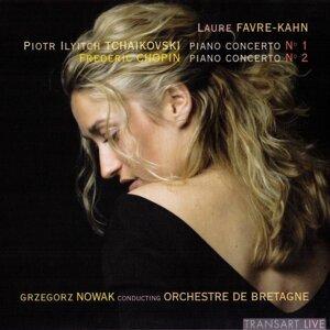Laure Favre-Kahn, Grzegorz Nowak, Orchestre de Bretagne 歌手頭像