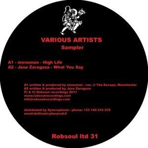monoman / Radiq / Jose Zaragoza / Riki Inocente 歌手頭像