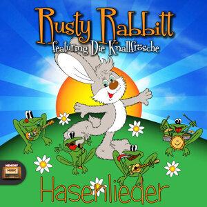 Rusty Rabbitt, Die Knallfrösche 歌手頭像