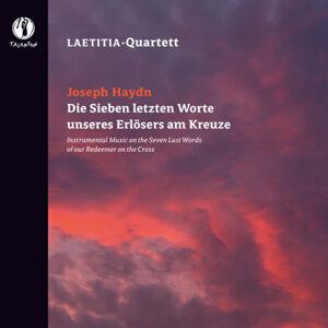 LAETITIA-Quartett 歌手頭像