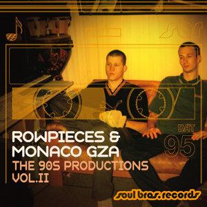 Rowpieces & Monaco GZA