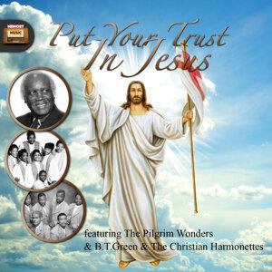 The Pilgrim Wonders, B. T. Green & The Christian Harmonettes 歌手頭像