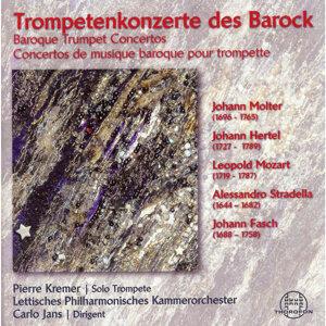 Pierre Kremer, Lettisches Philharminonisches Kammerorchester 歌手頭像