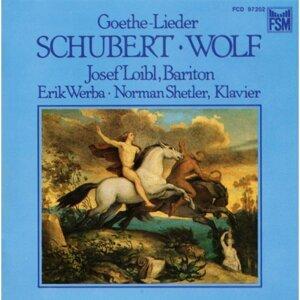 Josef Loibl, Erik Werba & Norman Shetler 歌手頭像
