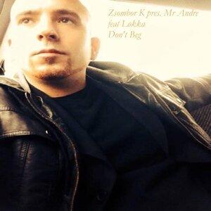 Zsombor K, Mr Andre 歌手頭像