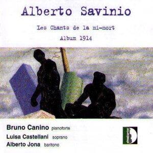Bruno Canino, Luisa Castellani, Alberto Jona 歌手頭像