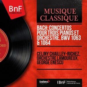 Céliny Chailley-Richez, Orchestre Lamoureux, George Enescu 歌手頭像