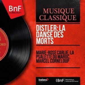 Marie-Rose Carlié, La Psalette du Maroc, Marcel Corneloup 歌手頭像
