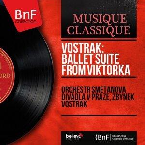 Orchestr Smetanova divadla v Praze, Zbyněk Vostřák 歌手頭像