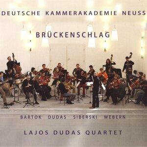 Lajos Dudas Quartet, Deutsche Kammerakademie Neuss 歌手頭像