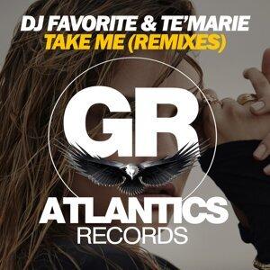 DJ Favorite & Te'Marie 歌手頭像