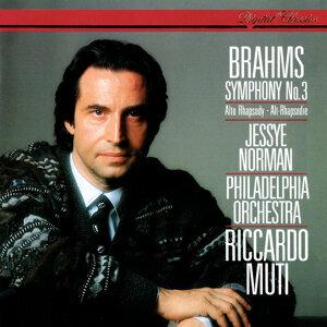 Riccardo Muti, Jessye Norman, Philadelphia Orchestra 歌手頭像